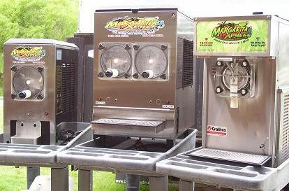 These are quality margarita machines that are commercial grade, and work outside in the Texas heat, especially if you are in Cypress, Tx